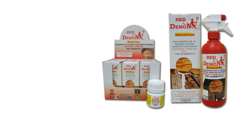 Impolut servicios y productos de higiene y limpieza para - Carcoma tratamiento casero ...