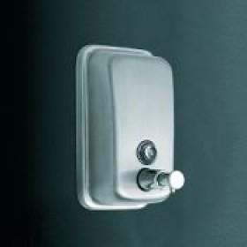 Dosificador jabón vertical  inoxidable