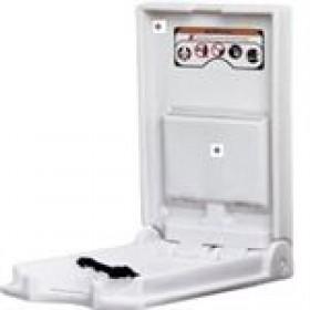 Cambiador pañales vertical (blanco)
