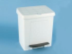 Pongotodo tapa pedal plástico 10 / 25 / 50 litros
