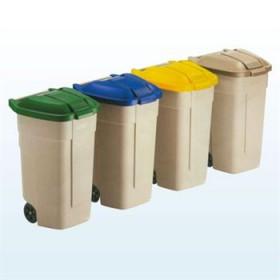 Contenedor industrial basura 80 / 100 litros