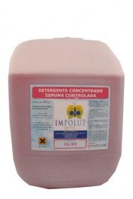 Detergente Concentrado E.C