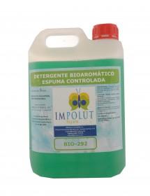 Detergente bioaromático