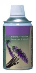 Carga Lavanda y vainilla Impo 250 ml.