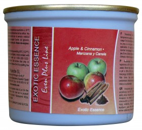 Carga Ventilador Canela y manzana Impo 250ml.