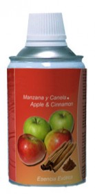 Carga Canela y manzana Impo 250ml.