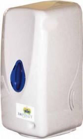 Dispensador jabón automático espuma Impolut.