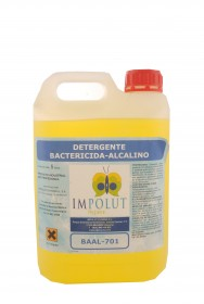 Detergente Bactericida Alcalino